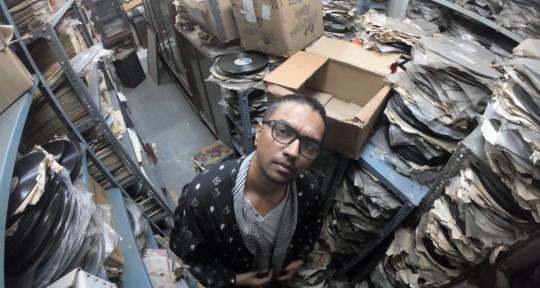 'REMIXER', 'Scratch DJ'   - SKIPSTER