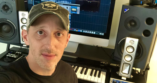 Producer, writer, engineer - Ian Soelins