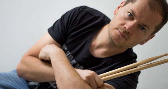 Session Drummer/Producer - PAOLO CHIAVAROLI