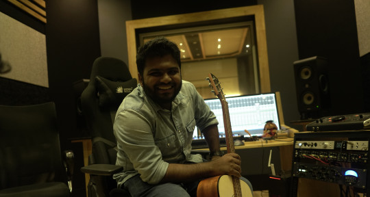 music producer , mix engineer - Emil Varghese