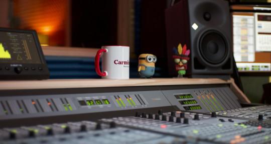 Recording Studio - Carmina Studio