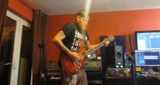 Session Vocalist/Guitarist - Ren Marabou