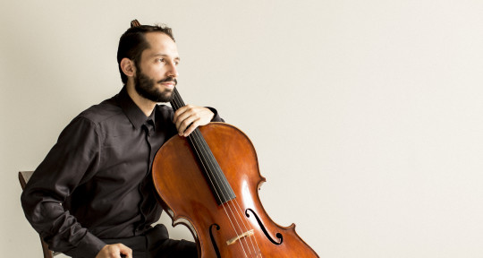 Cellist + Arranger + Composer - Daniel Frankhuizen