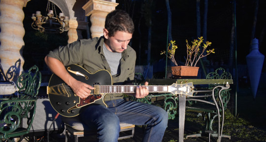 Session Guitarist - Gian Galiano