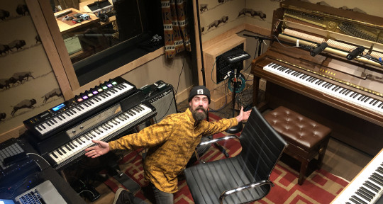 Composer, Producer, Studio Rec - Josh Rawlings