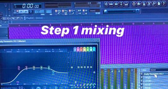 Mixing - BillDaGuap