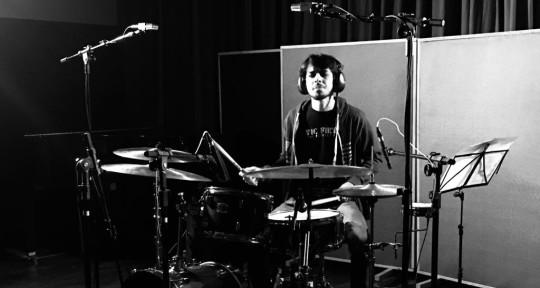 Drummer of Recording Studio - Renato Rocha