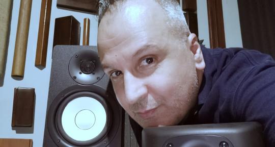 Remote Mixing & Mastering - Gianpiero Casamento