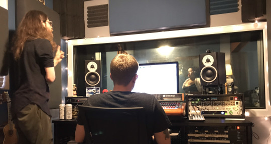 Recording, Mixing, Producer - Blue Exit Jeff