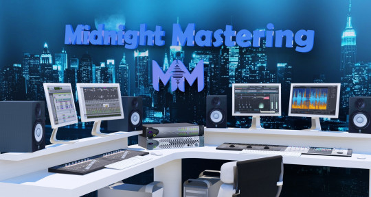 Online Mixing & Mastering - Mike Wilcox