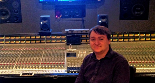 Recording, Mixing, Mastering - Graham Wolfe