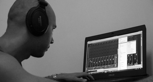 Remote Mixing - Osanan Anthony