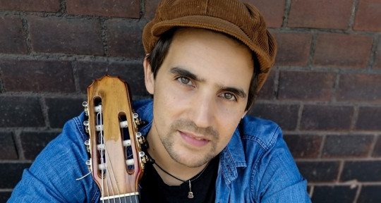 Session Guitarist and Composer - Diego Romero