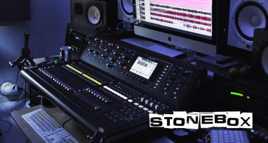 Recording - Mixing - Mastering - Stone Box Studios