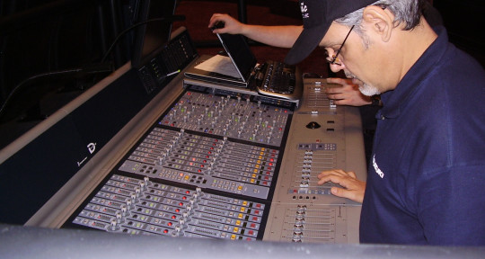 Stereo & 5.1 Mix & mastering - Alfonso Peña. Sound engineer