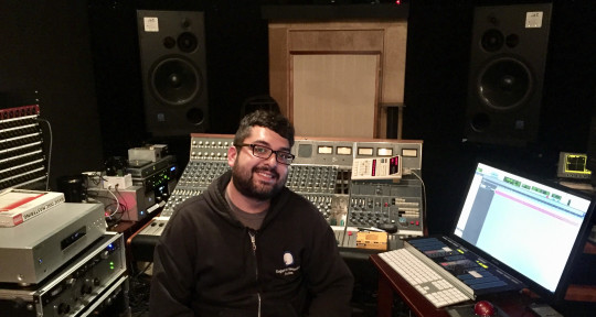 Mastering Engineer - Chris Longwood