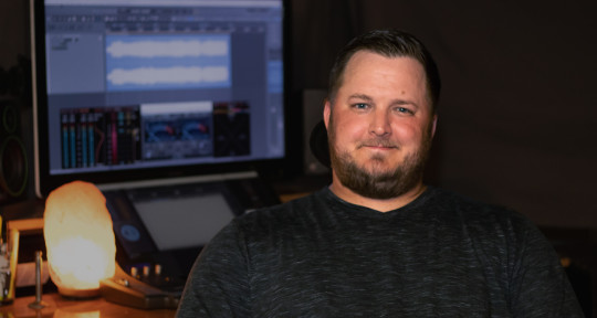 Photo of Ted Whitten Mastering