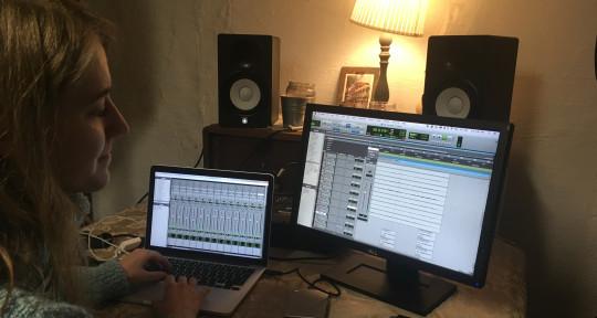 Remote Mixing - Brigitte Blanchard