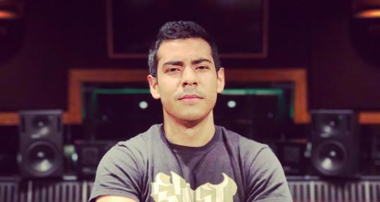 Recording & Mixing Engineer - Brian Cruz