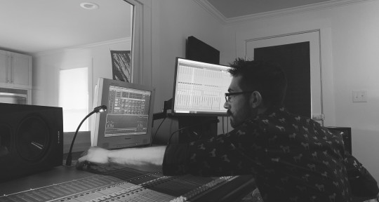 Mixing and Mastering Engineer - John at RKRP
