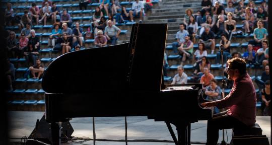 Piano and keyboard recording - Cucchiarelli