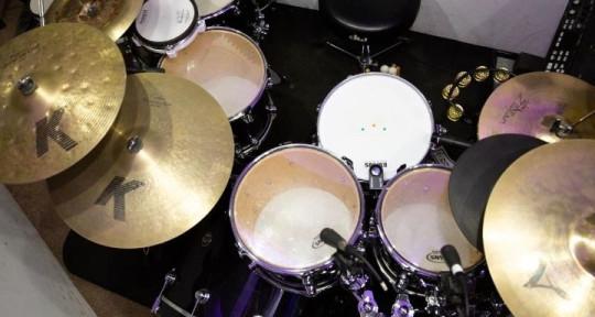 Drummer & Producer - William Jupp