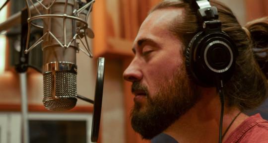 producer, singer, musician - Caeland Garner