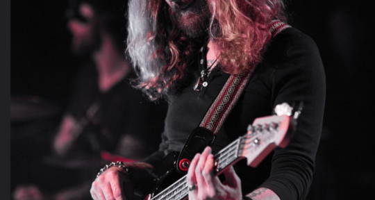 Electric and Acoustic Bassist - Jon Cornell