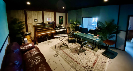 Recording Studio - The Regional Office