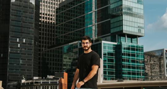 producer, melody guy in room - Matt Sperrazza