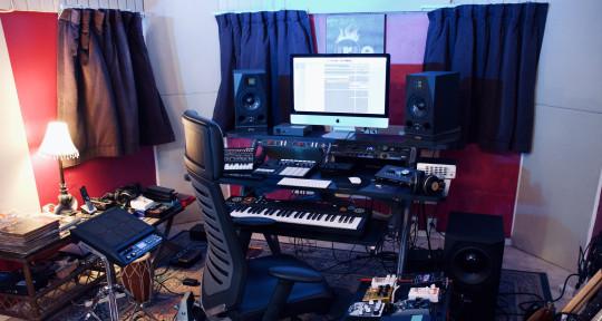Recording, Producing, Mixing - Irie Fire Studio