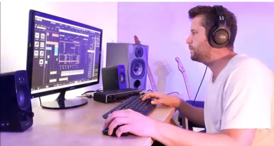 songwriter, composer, producer - Martin John