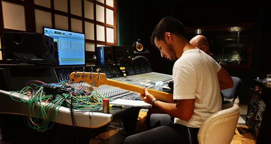 Producer / Bassplayer - Bruno Suppo