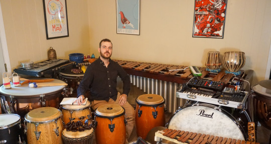 Drums Percussion Mixes - Sean Harvey