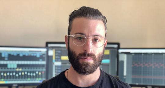 Music Producer - Nicholas Harral
