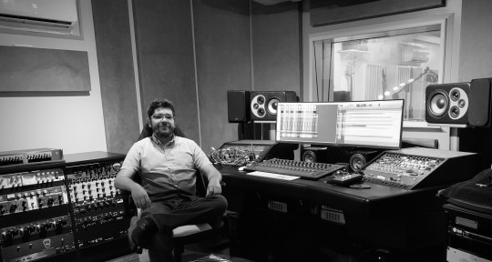 Engineer / Producer - Gabriel A Alvarez Franchi