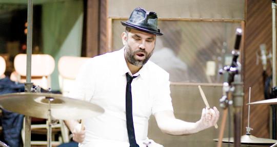 Session Drummer - Nicolas Raiman
