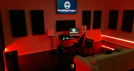 Producer, Mixing & Mastering - Music By King Inc
