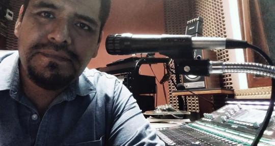 Producción, mezcla y podcast - Giácomo Casas