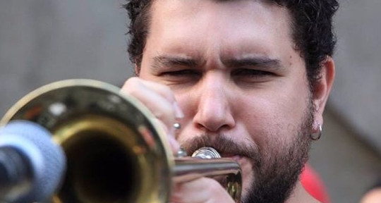 Trumpet/Flugelhorn Player - Diogo Duarte