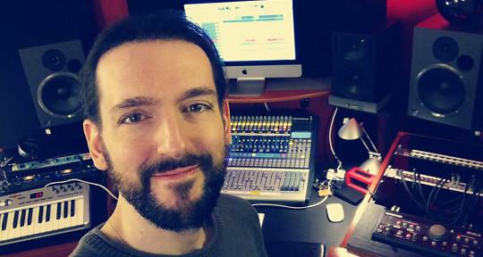 Photo of Fabio Marazzi - Audio Engineer