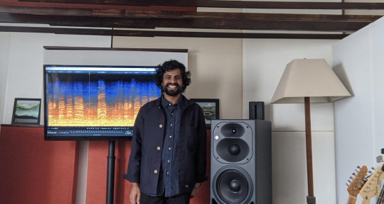 Mastering and Post-Production - Amar Lal