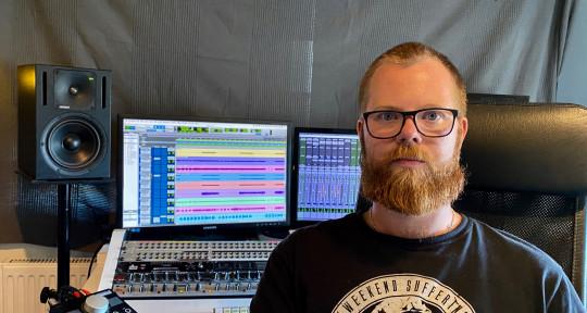 "Edit, Mixing & Mastering - John ""Strindberg"" Florén"
