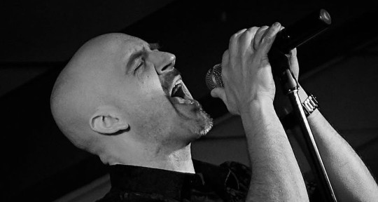 High Impact Rock Vocalist - Jeff Bragg