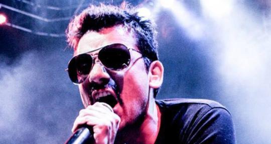 Heavy Metal Singer - Felipe del Valle