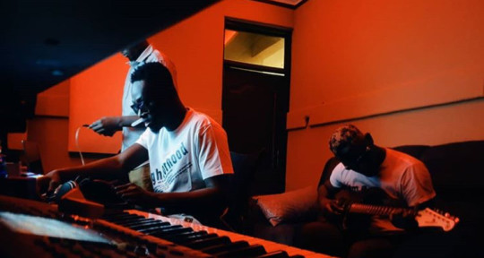 Recording, producing, M&M  - AaronDugud