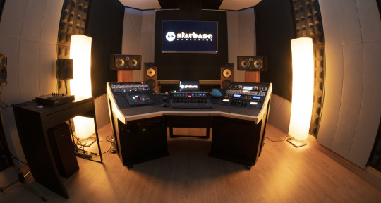 Photo of StarBase Mastering