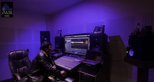 Recording/Mixing & Mastering  - Pulse Digital Recording Studio