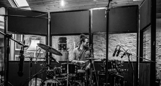Drummer & Producer  - George Cook