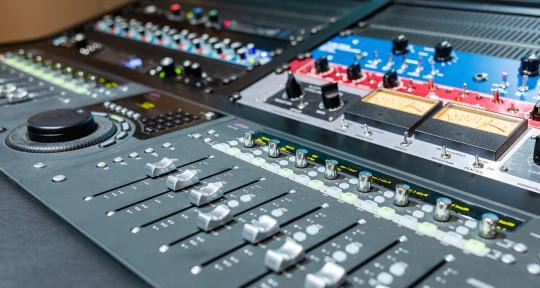 Mastering Studio - Studio Aix